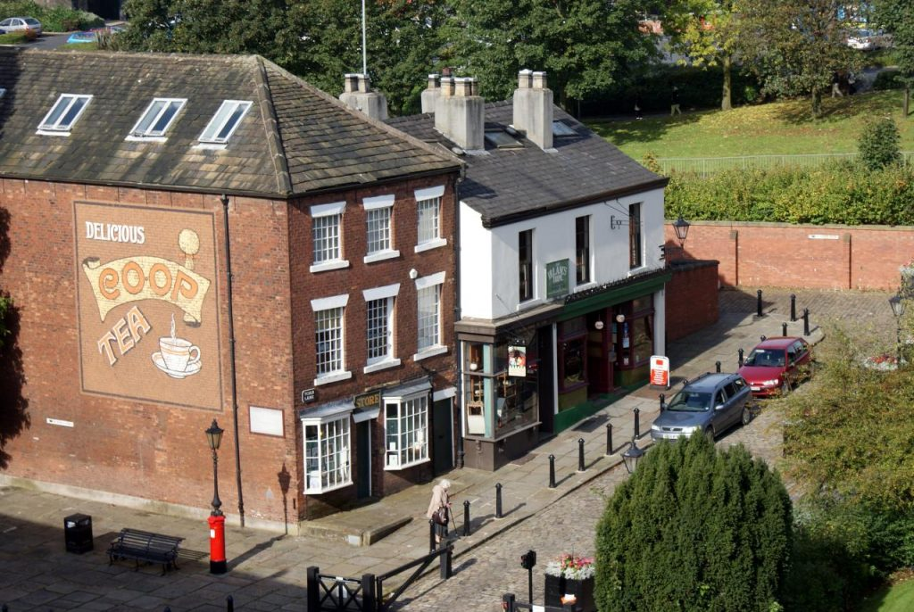 Rochdale Pioneers Museum on Toad Lane