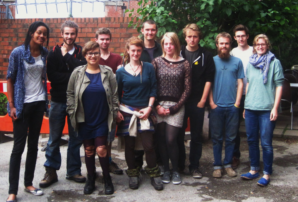 Students for Cooperation 2013 founding meeting in Leeds